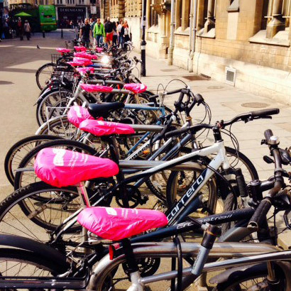 Cancer Research UK | OnYerBikeSeat Case Study
