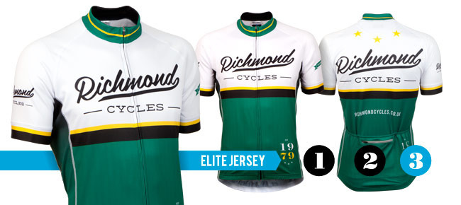 Custom Cycling Jersey | OnYerBikeSeat Product
